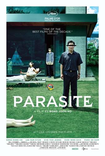 Parasite (2019) 720p BluRay x264 [Dual Audio][Hindi+Korean] -Exclusive