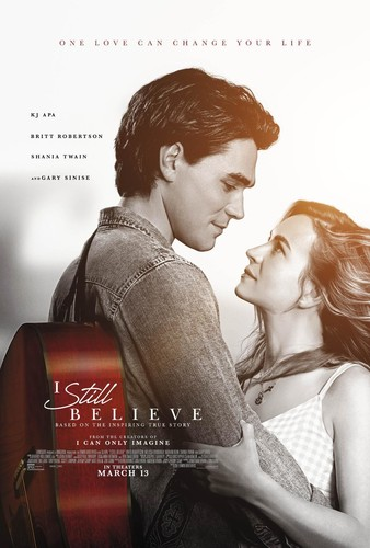 I Still Believe 2020 HDRip XviD AC3-EVO