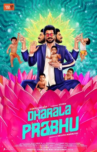Dharala Prabhu (2020) Tamil 720p HDRip x264 DD5 1 ESub-BWT