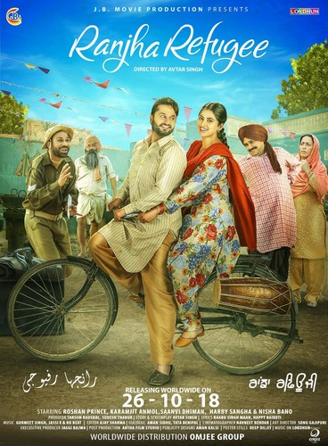 Ranjha Refugee (2018) 1080p WEB-DL AVC AAC-Team IcTv Exclusive