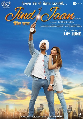 Jind Jaan (2019) 1080p WEB-DL AVC AAC-Team IcTv Exclusive