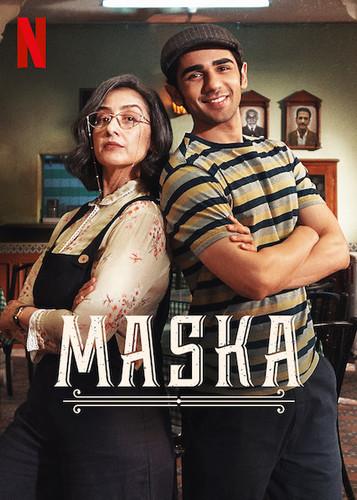 Maska (2020) 720p HDRip x264 DD5 1 ESubs-TT