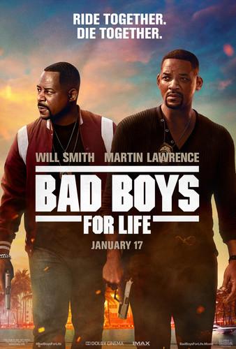Bad Boys for Life (2020) 1080p HDRip x264 [Multi Line Audios][Hindi+Telugu+Tamil+English]