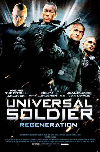 Universal Soldier Regeneration (2009) 720p Blu-Ray x264 [Multi Audios][Hindi+Telugu+Tamil+English]