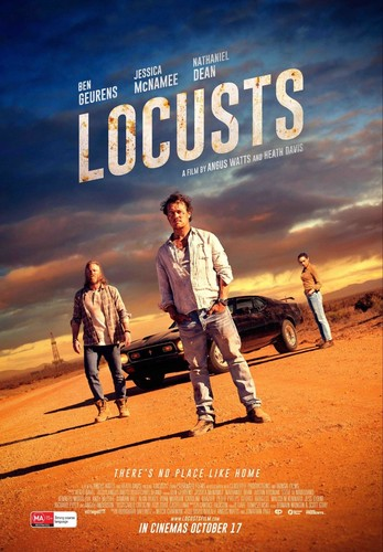 Locusts 2019 HDRip XviD AC3-EVO
