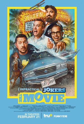 Impractical Jokers The Movie 2020 1080p WEB-DL H264 AC3-EVO