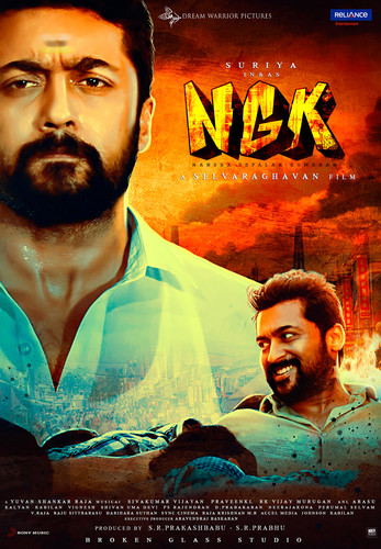 NGK (2019) Telugu (Org Vers) 1080p WEB-DL AVC AAC ESub-BWT