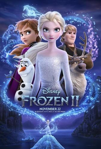 Frozen II (2019) 1080p Blu-Ray x264 [Multi Audios][Hindi+Telugu+Tamil+English]