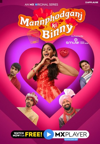 Mannphodganj Ki Binny (2020) 1080p WEB DL - Season 1 - AVC - AAC-Team IcTv Exclusive