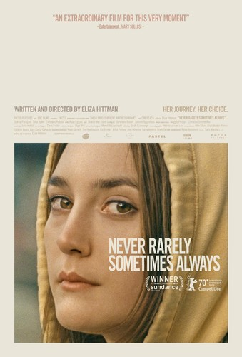 Never Rarely Sometimes Always 2020 1080p WEB-DL H264 AC3-EVO