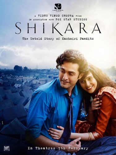 Shikara (2020) 1080p WEB-DL x265 DD5 1 HEVC-DUS Exclusive