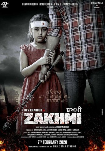 Zakhmi (2020) 480p SDTv AVC AAC-Team IcTv Exclusive