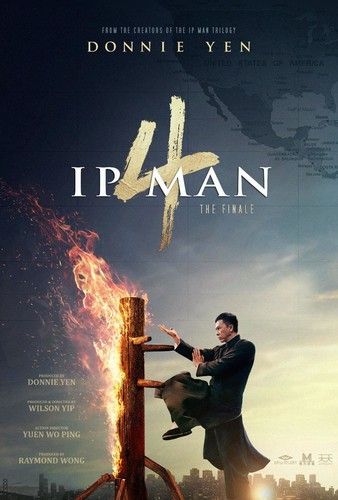 Ip Man 4 The Finale 2019 BDRip XviD AC3-EVO
