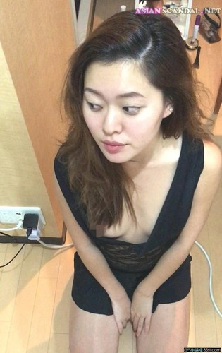 The best singaporean V-blog sextape with new boyfriend