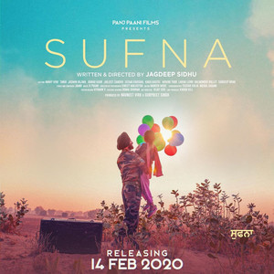 Sufna (2020) Punjabi 720p HDRip x264 AAC5 1 ESubs-TeamTT Exclusive
