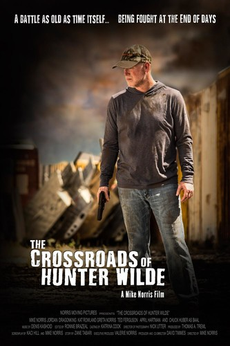 The Crossroads Of Hunter Wilde 2019 HDRip XviD AC3-EVO
