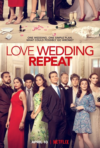 Love Wedding Repeat 2020 1080p NF WEB-DL DDP5 1 ATMOS x264-CMRG