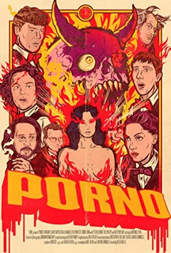 Porno 2020 HDRip XviD AC3-EVO