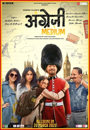 Angrezi Medium (2020) 1080p WEB-DL H264 AAC Esubs-BollywoodA2z