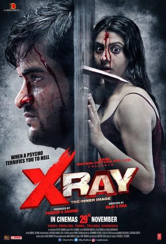 X Ray The Inner Image (2019) 720p HDRip x264 [Multi Audios][[Hindi+Tamil+Kannada]