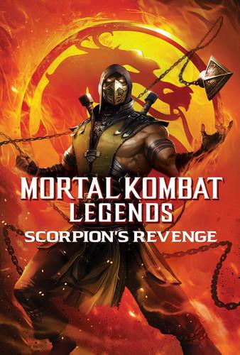 Mortal Kombat Legends Scorpions Revenge 2020 HDRip XviD AC3-EVO