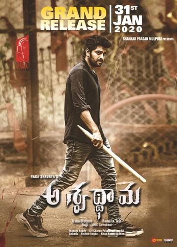 Aswathama (2020) Telugu 1080p WEB-DL AVC DD5 1 ESub-BWT Exclusive