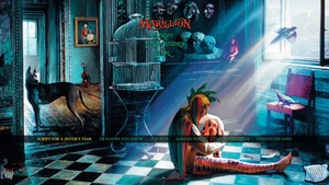 Marillion - Script For A Jester's Tear (Deluxe Edition) (1983) [2020] [Blu-ray]