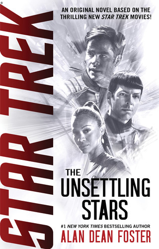 Star Trek  The Unsettling Stars by Alan Dean Foster