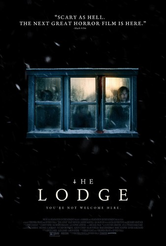 The Lodge (2019) 720p BluRay x264 [Multi Audio][Hindi+Telugu+Tamil+English]
