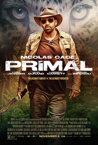 Primal (2019) 1080p BluRay x264 [Multi Audio][Hindi+Telugu+Tamil+English]