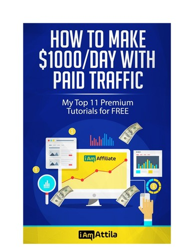 How to make $1000day With Paid Traffic Download this FREE guide