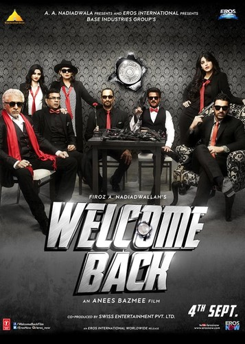 Welcome Back (2015) 1080p WEB-DL AVC AAC-BWT Exclusive]