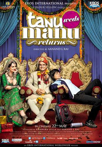 Tanu Weds Manu Returns (2015) 1080p WEB-DL AVC AAC-BWT Exclusive]