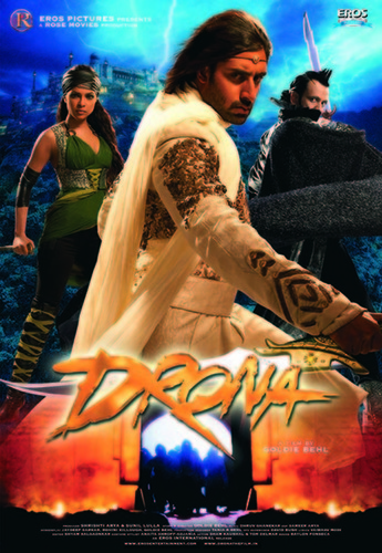 The Legend of Drona (2008) 1080p WEB-DL AVC AAC-BWT Exclusive]