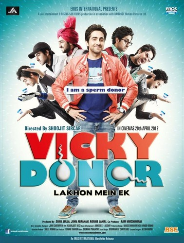 Vicky Donor (2012) 1080p WEB-DL AVC AAC-BWT Exclusive]