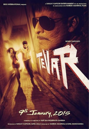 Tevar (2015) 1080p WEB-DL AVC AAC-BWT Exclusive