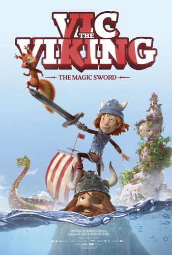 Vic The Viking And The Magic Sword 2019 HDRip XviD AC3-EVO