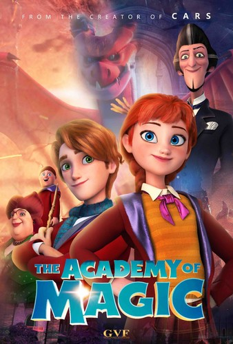 The Academy Of Magic 2020 HDRip XviD AC3-EVO