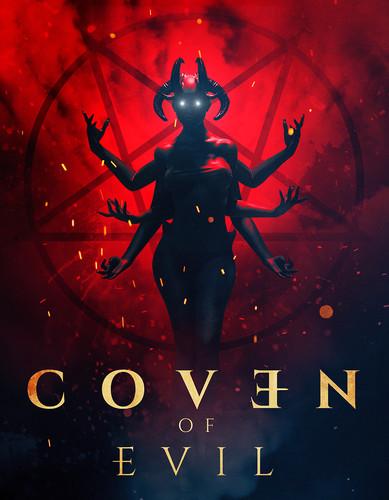 Coven Of Evil 2020 1080p WEB-DL H264 AC3-EVO