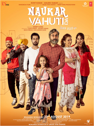Naukar Vahuti Da (2019) Punjabi 720p HDRip x264 AAC5 1 ESubs-Team TT Exclusive