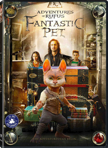 Adventures Of Rufus The Fantastic Pet 2020 1080p WEB-DL H264 AC3-EVO