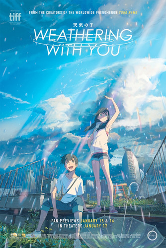 Weathering with You 2020 1080p Bluray DTS-HD MA 5 1 X264-EVO