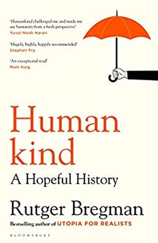 Humankind  A Hopeful History by Rutger Bregman AZW3