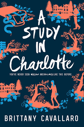 A Study in Charlotte by Brittany Cavallaro MOBI