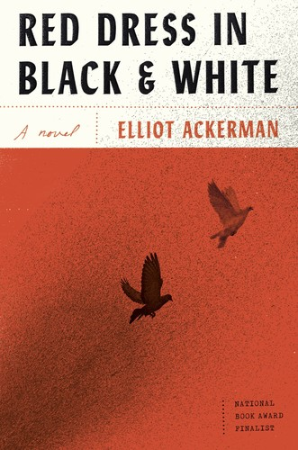 Red Dress in Black and White by Elliot Ackerman