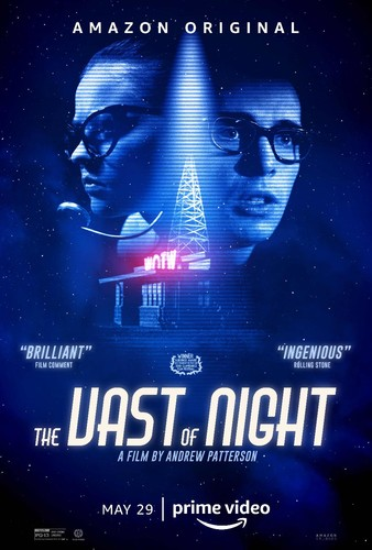 The Vast Of Night 2020 HDRip XviD AC3-EVO