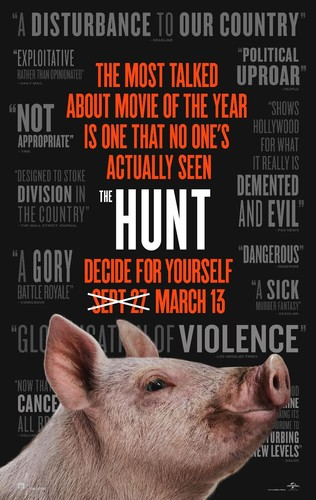 The Hunt 2020 1080p Bluray X264-EVO