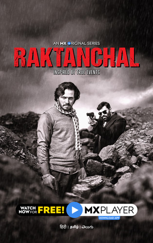 Raktanchal S01 (2020) 1080p HDRip [Multi Audios][Hindi+Telugu+Tamil]