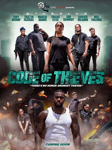 Code of Thieves 2020 1080p AMZN WEB-DL DDP2 0 H 264-CMRG