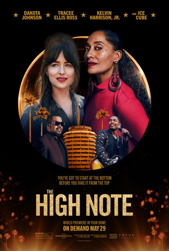 The High Note 2020 HDRip XviD AC3-EVO